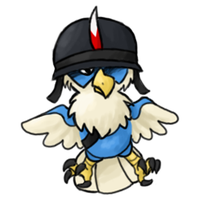 The Manliest Rufflet by Coloursfall