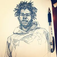 RIP capital steez DRAWING by inoaix