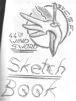 44th Wind Sword Sketchbk Logo by 44thwindsword