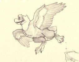 C Eagle by caramitten
