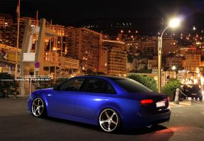 Audi A4 by hesoyam25