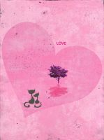 Love Poster by crilleb50