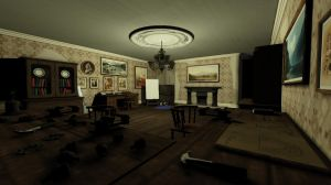 Victorian Room - UDK Scene by seanburrows