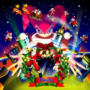 1001 Video Game Songs: Christmas in Nightopia by DragonKnight92