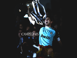 Iker Casillas wallpaper by zioomus