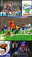 Naruto World Cup - Sims 2 by CSItaly