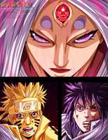 Naruto 679 - The Final Boss by HikariNoGiri