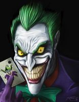 Joker by Carnage-Khan