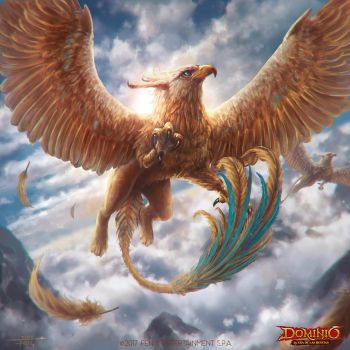 Golden Gryphon by Feig-Art
