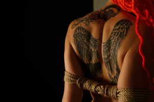 Angel Wings by wphotography