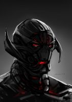 Ultron by just1ce1