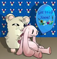 Get Well Soon by Jacklave