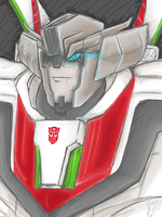 TFP: Wheeljackscribbleidk by Rueq