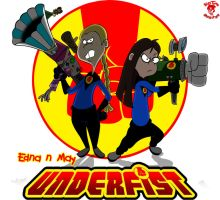 UNDERFIST: Edna and May by TheEdMinistrator765
