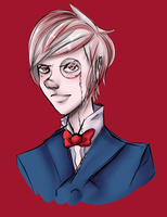 Peppermint Butler by InsomniacJellyfish