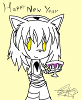 Happy New Year by 2006101260