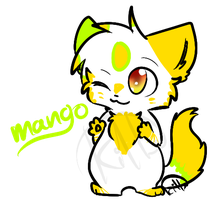 :CCom: Mango by killercats