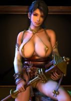Momiji Intimate by 3dbabes