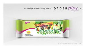 Vegetable by paperplay