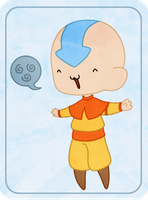 01 - Aang by Plumey