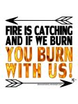 Fire is Catching by allonsykimberly