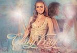 Lily Collins as Clary Fray by Tiinkerbellx3