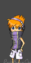 Neku by Punk-Bunny-Cha