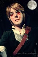 Link Cosplay - Ben Drowned by Laovaan