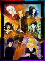 Vongola XI by Teirebe