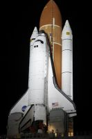 STS-134, Full stack by OpticaLLightspeed