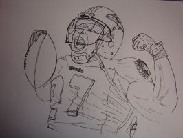 NFL- Ray Rice by mokaart