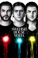 Swedish House Mafia Wall by AbsolumTerror
