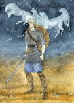 The Hounds of Winter by akitku
