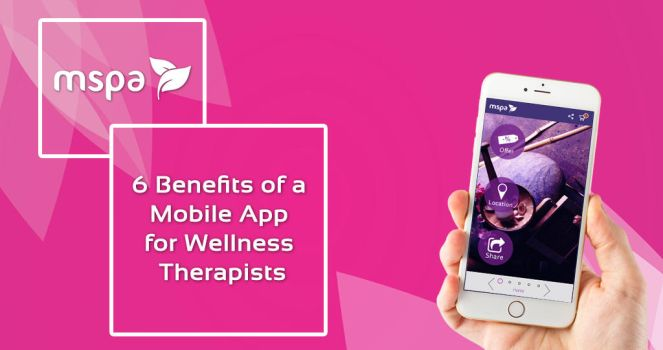 Mobile App for Wellness Therapists MSPA APP by mspaapp