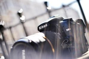 My Camera and New Lens by Lady-Tori