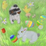 Easter 2011 by Masanohashi