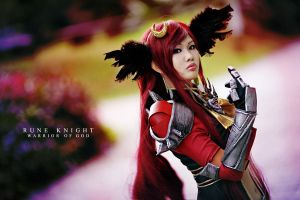 Ragnarok Online: Warrior of God by Astellecia