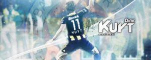 Dirk Kuyt Signature by napolion06