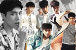 EXO Lay PNG Pack {Easy Magazine} by kamjong-kai