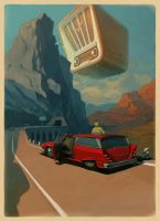 Great american dream by Waldemar-Kazak