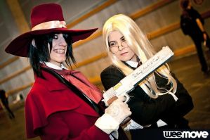Hellsing : Time to go to hell. by Hirako-f-w