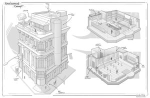 Neoclassical Concept by Leo-Aba