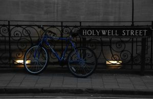 bike, oxford by StillWilde