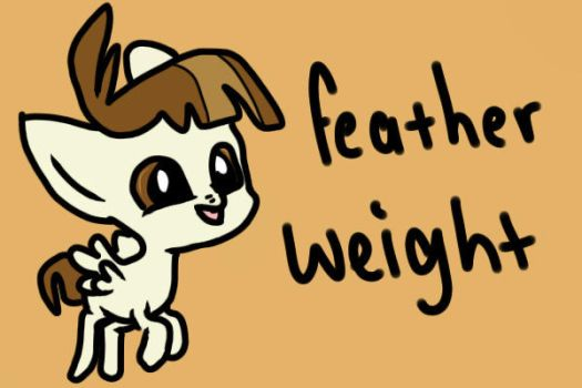 Feather Weight [mlp] by Heartbasedsox