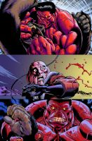 Red Hulk colors 1 by TimYates