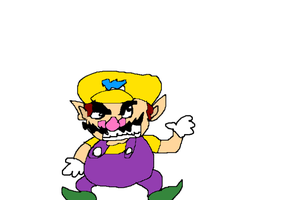 Super Mario- Wario by TotallyTunedIn