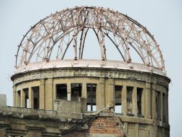 A-bomb Dome 2 by thecomingwinter