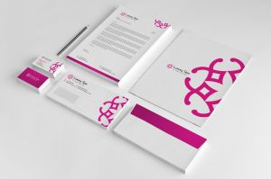Luxury Spa Corporate Identity by thearslan