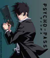 Psycho Pass by eikens