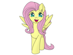 Hello there fluttershy! by Fluttershy-Wins